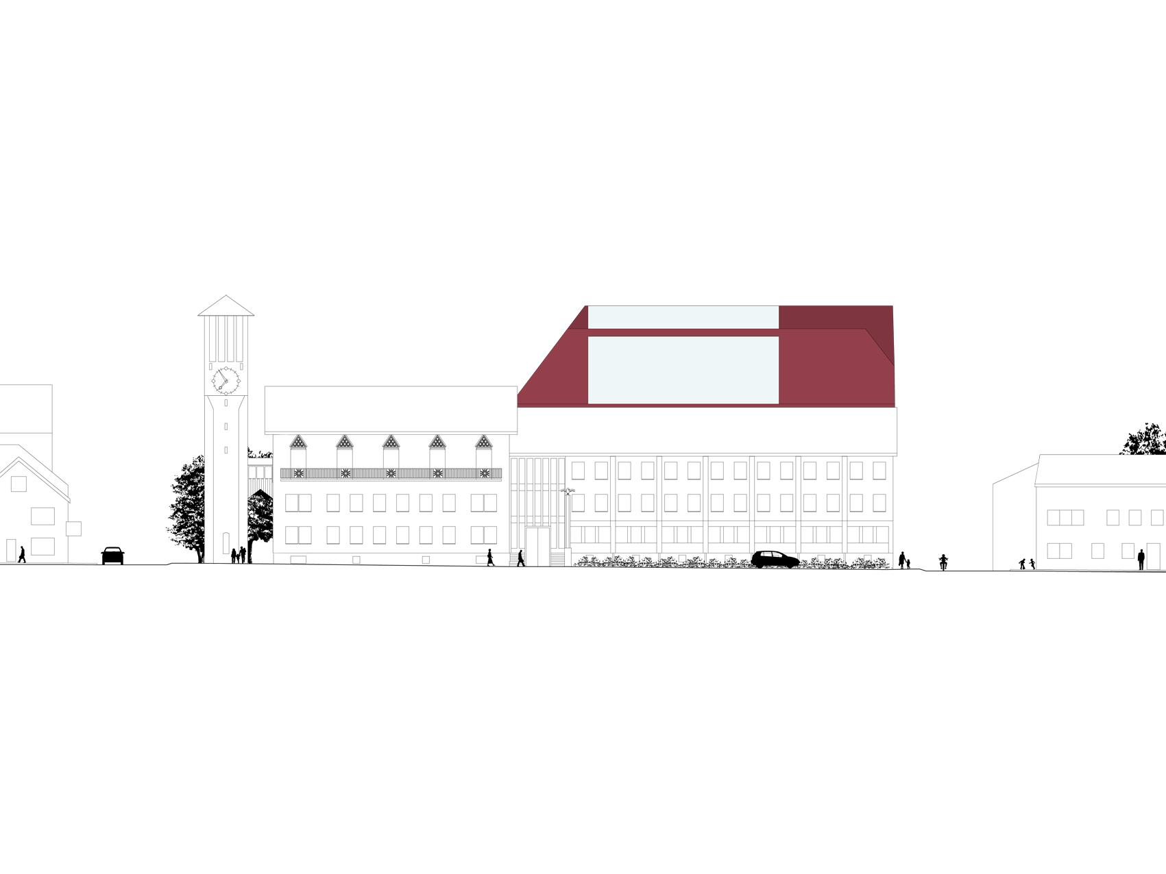 U67 Bodø Rådhus