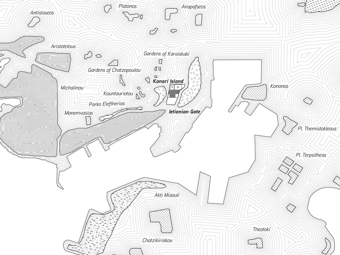 U67 Kanari Island Pireaus